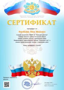 Воробьёва жюри 08.01.2018